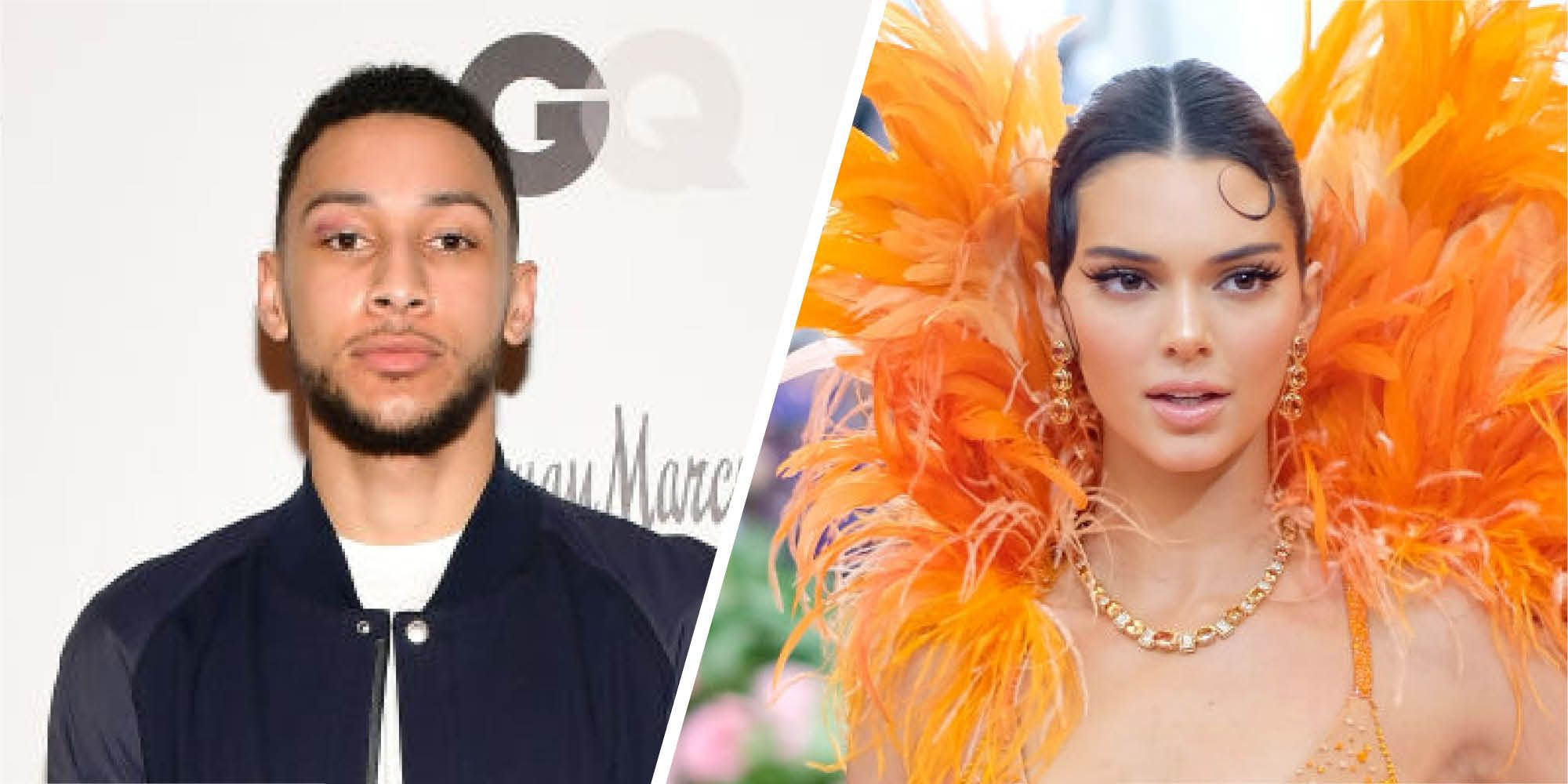 Image result for Kendall Jenner shares why she keeps her relationship with Ben Simmons private?