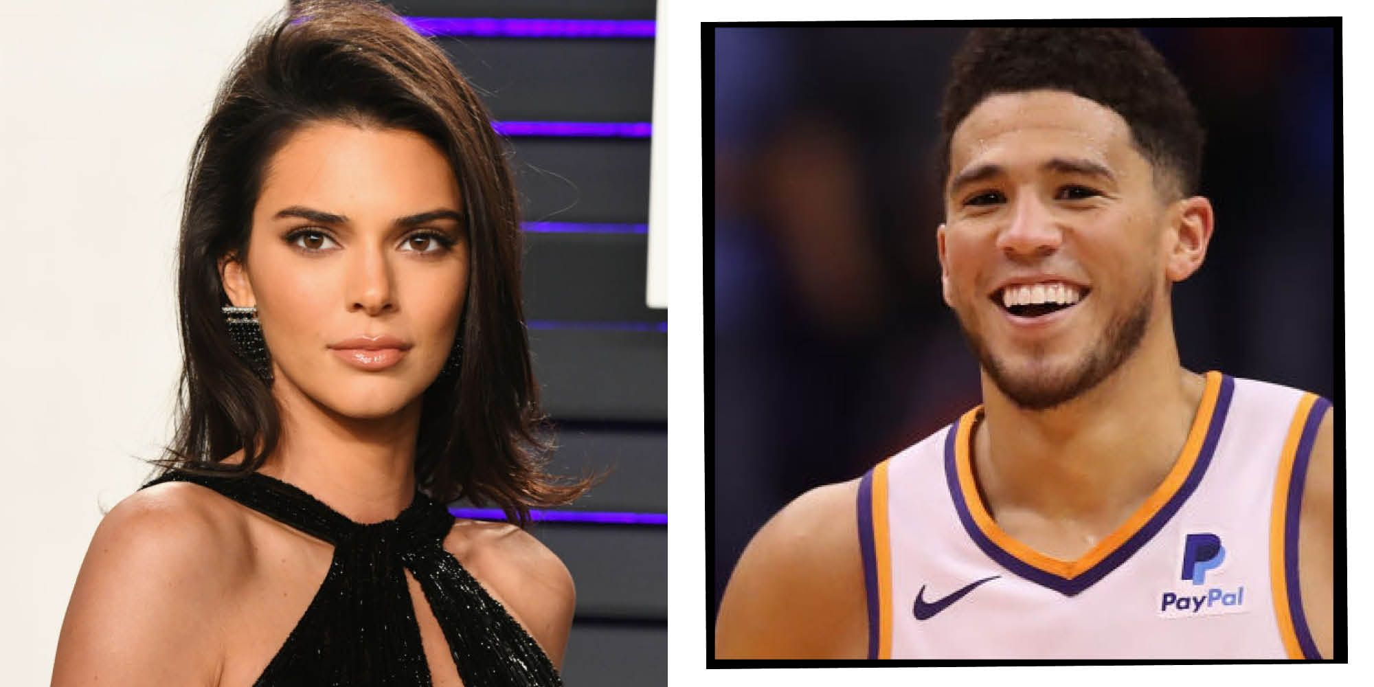whos dating kendall jenner)