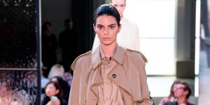 Kendall Jenner for Burberry