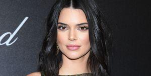 Kendall Jenner Cannes dress
