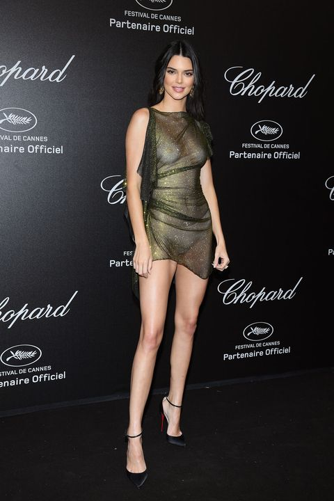 Did Kendall Jenner just make the naked dress her LBD