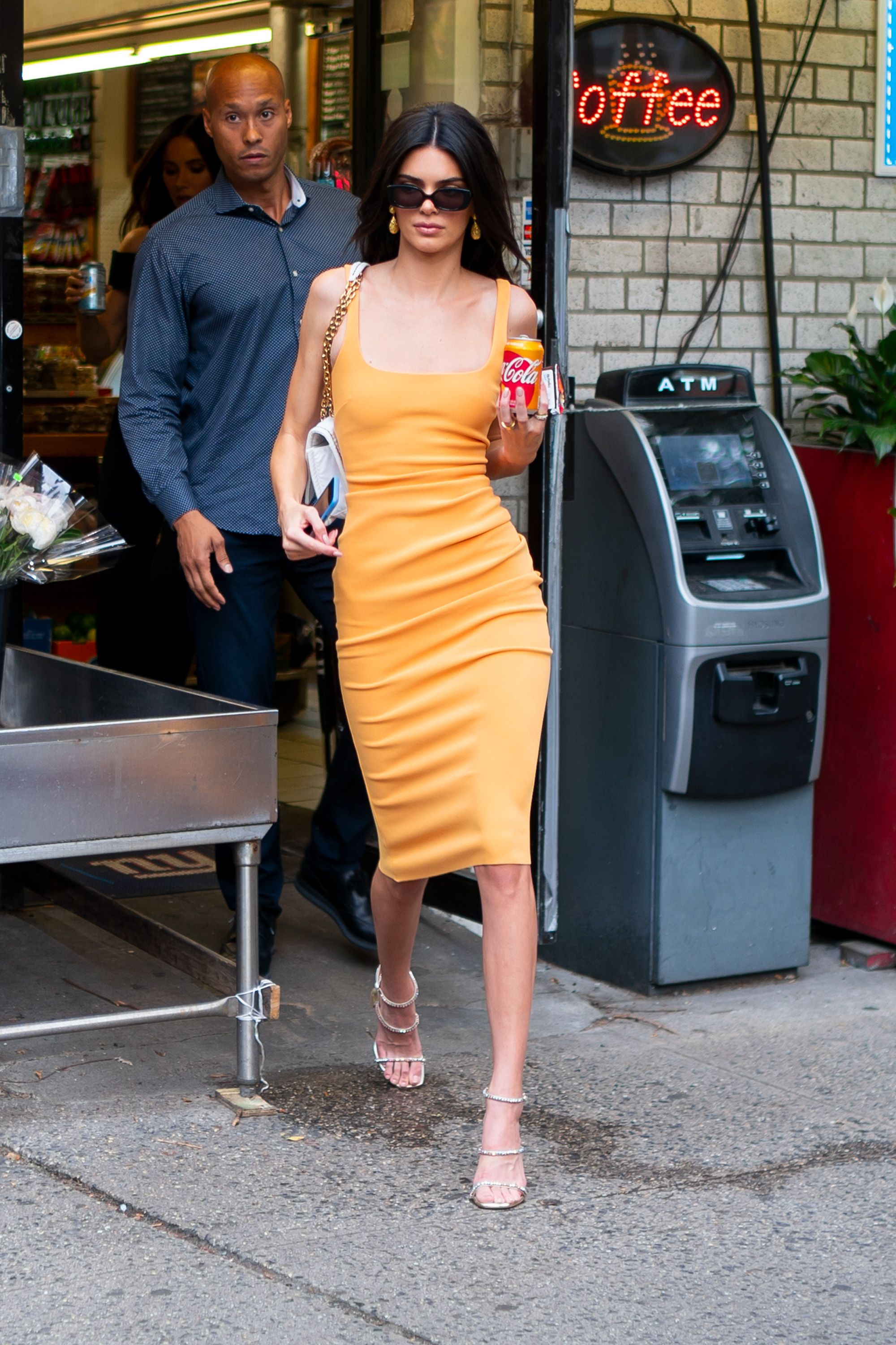 Kendall Jenner's orange dress conspiracy theory, explained
