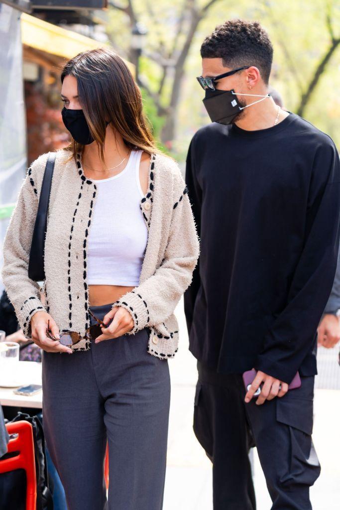 Kendall Jenner & Devin Booker : NEW RELATIONSHIP!