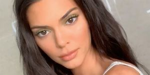 Kendall Jenner's Coachella make-up