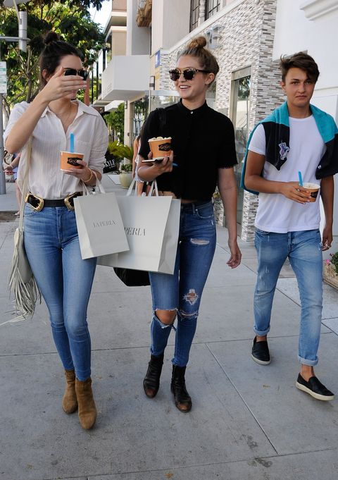 Kendall Jenner And Ben Simmons Might Be Over Kendall Was Seen With Anwar Hadid In Malibu