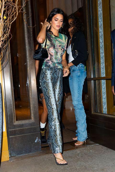 Celebrity Sightings In New York City - September 05, 2019