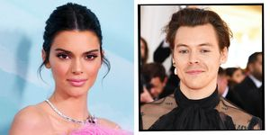 Kendall Jenner Harry Styles Late Late Show