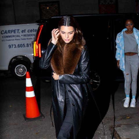Celebrity Sightings In New York City - November 22, 2019