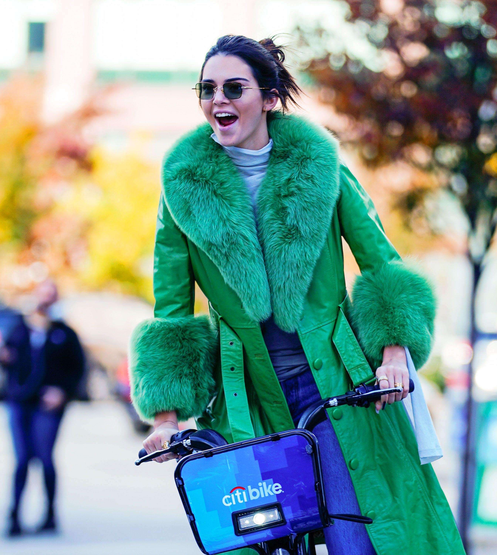 Celebrity Sightings in New York City - November 3, 2018