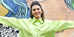 Kendall Jenner jeans