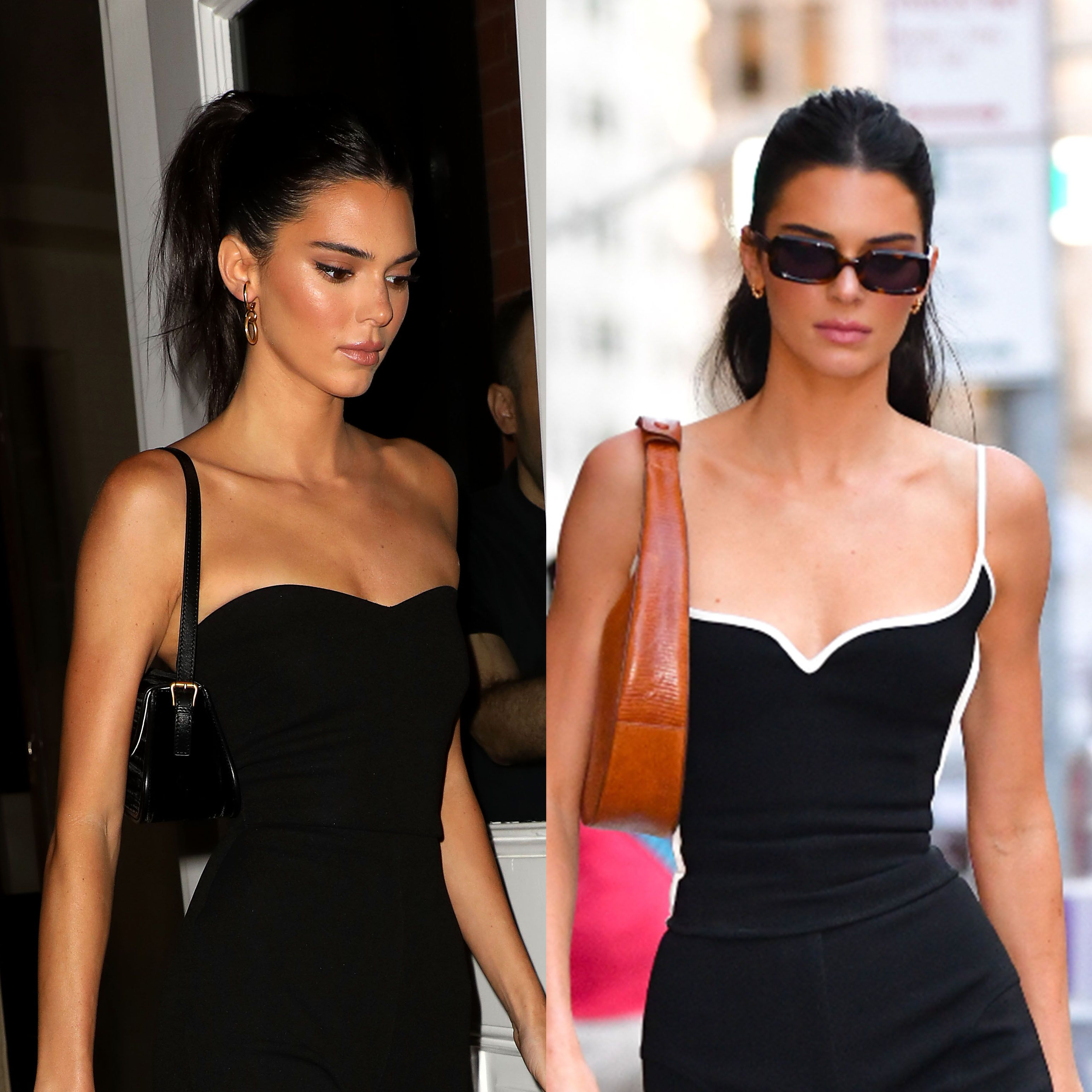 kendall jenner рост