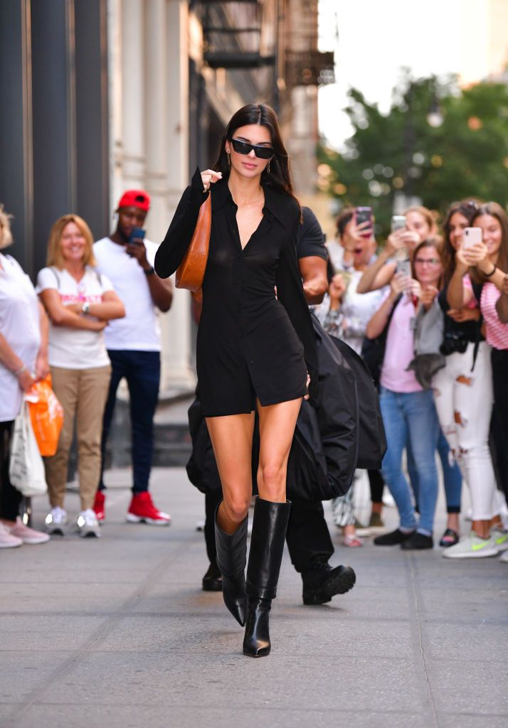 How to style knee-high boots this