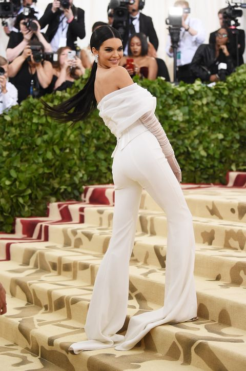 Kendall Jenner met gala 2018