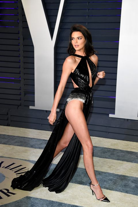 Kendall Jenner - Oscar afterparty 2019