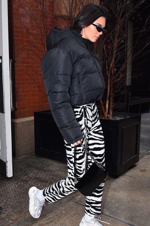 Celebrity Sightings in New York City - February 7, 2019