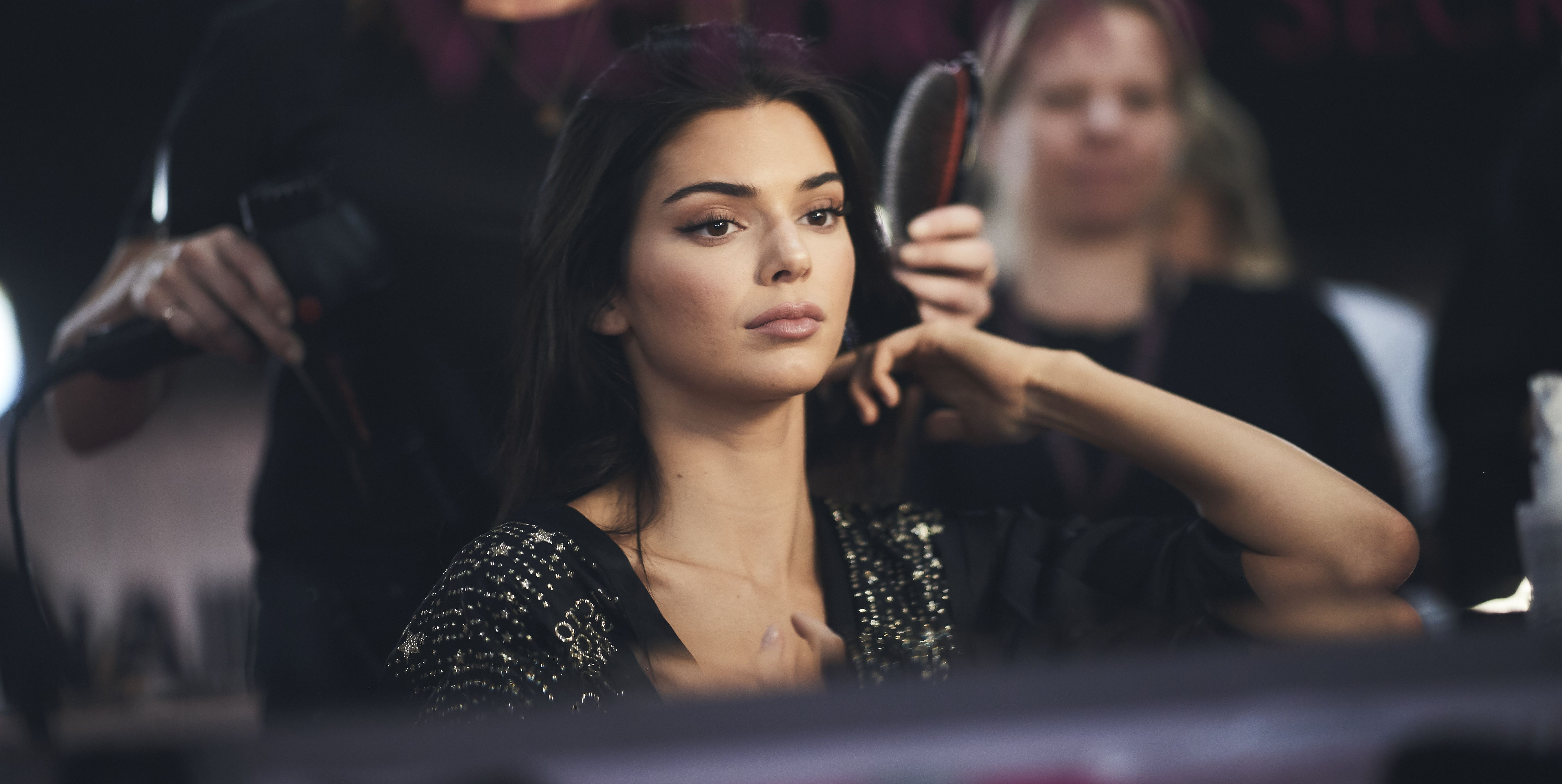 2018 Victoria's Secret Fashion Show - Hair & Makeup