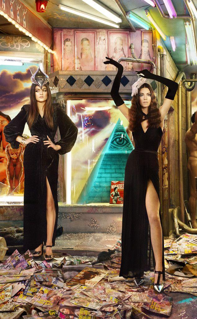 Kardashian family 2013
