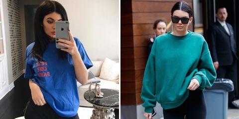 Clothing, Turquoise, Shoulder, Sleeve, Fashion, Neck, Eyewear, Outerwear, Sweater, T-shirt,