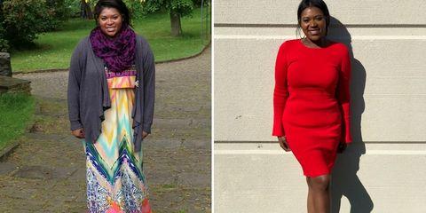 KenDrea Mayes Weight Loss Success Story