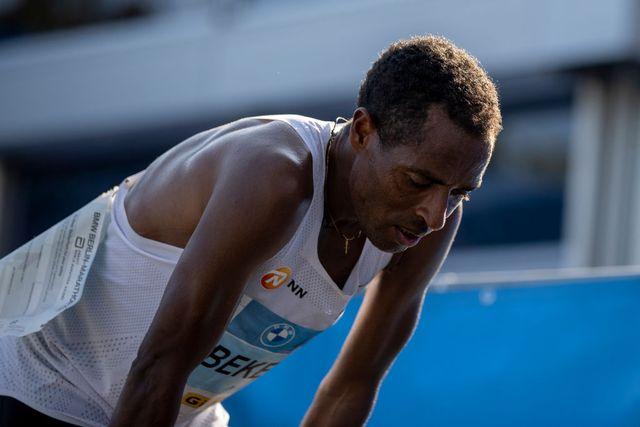 berlin marathon 2021, kenenisa bekele