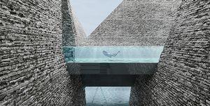Kengo Kuma & Associates nos revela cómo será el nuevo centro acuático en el paseo marítimo de Copenhague