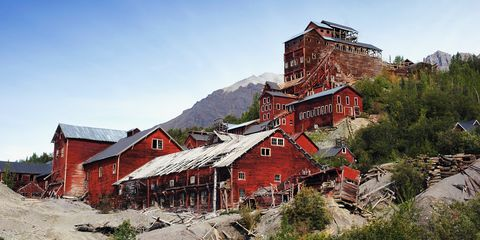 Kennecott Alaskaghost towns