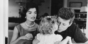 Kennedy Confidential, famigliaKennedy,