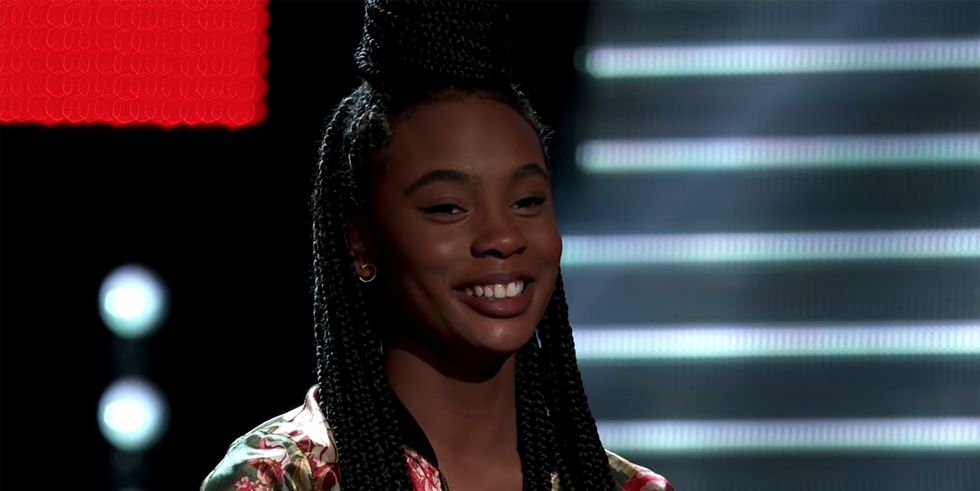 kennedy holmes the voice