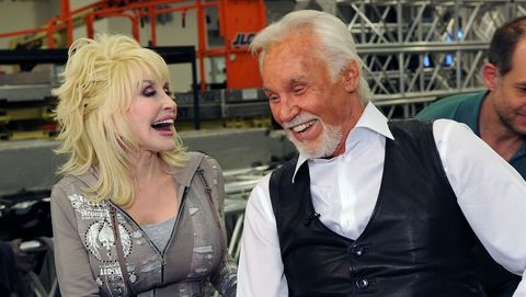 Dolly Parton and Artists Honor Kenny Rogers on CMT