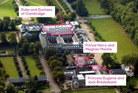 Kensington Palace Apartments