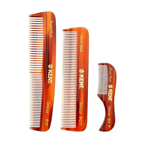 Kent Men's Handmade Beard Combs
