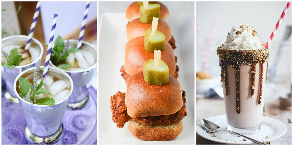 20 Best Kentucky Derby Party Food Recipes Best Derby Day