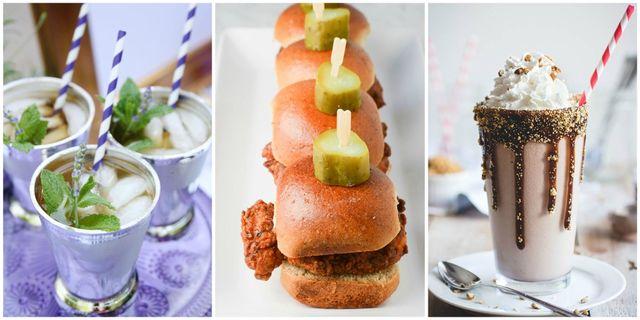 20 Best Kentucky Derby Party Food Recipes Best Derby Day