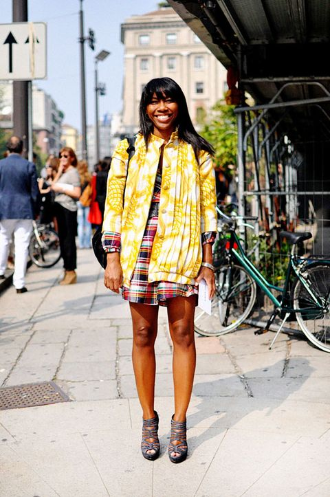 kenya hunt   fashion editor