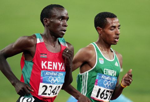 kipchoge opinion on scrapping 5000m