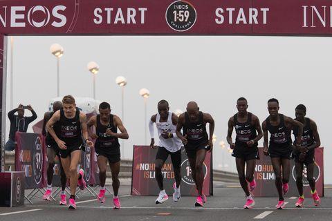 athletics marathon austria kenya