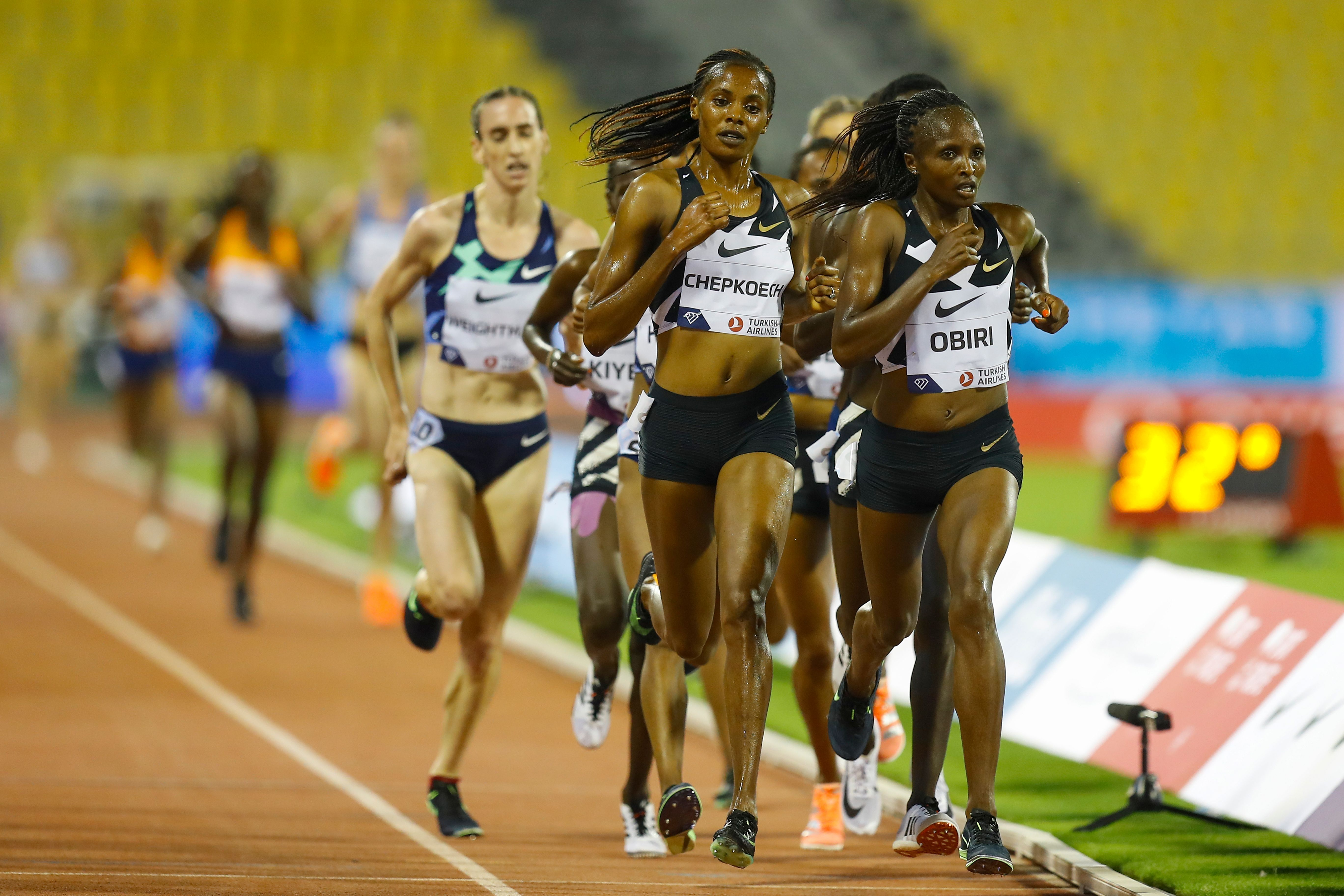 The Adjusted Diamond League Season Ends With World Leads and National Records