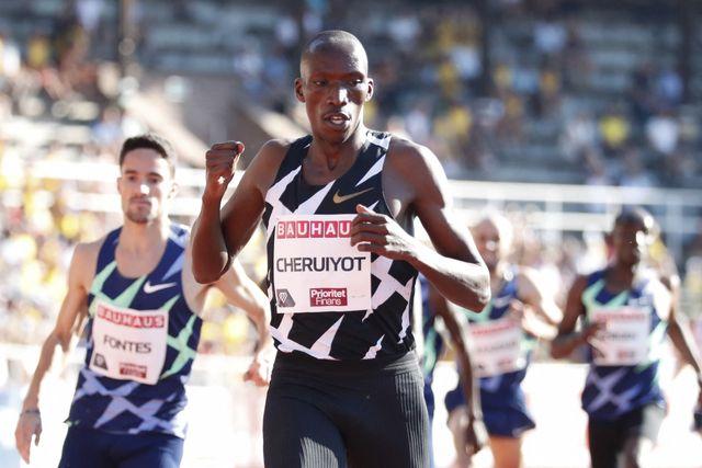 timothy cheruiyot, 1500 metros, juegos olimpicos de tokio