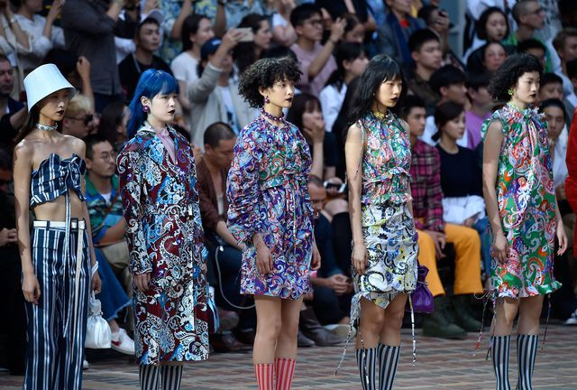 Kenzo creative directors to depart label this month