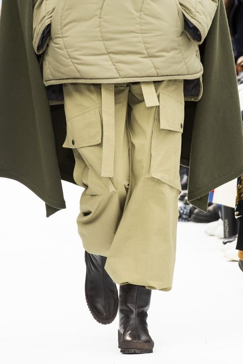 pantaloni cargo moda autunno inverno 2020 2021