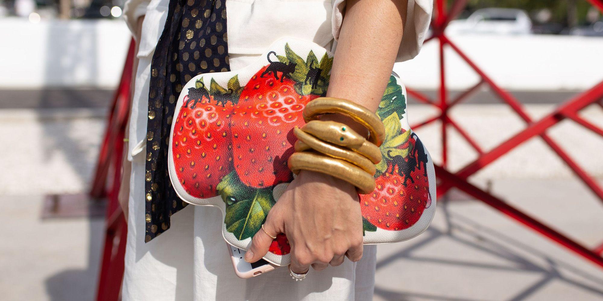 Kenzo, tomaat, nieuwe modevrucht