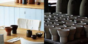Noord-west Skane, Zweden, Zuid- Zweden, keramiek