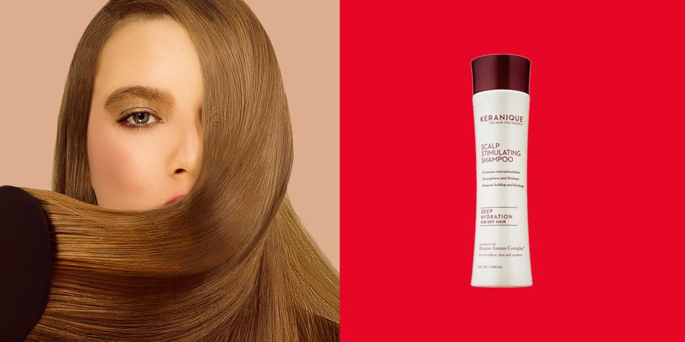 The 14 Best Keratin Shampoos For Stronger, Shinier Hair