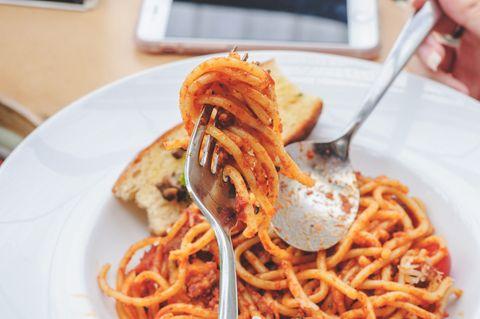 spaghetti alternatief groente snacks