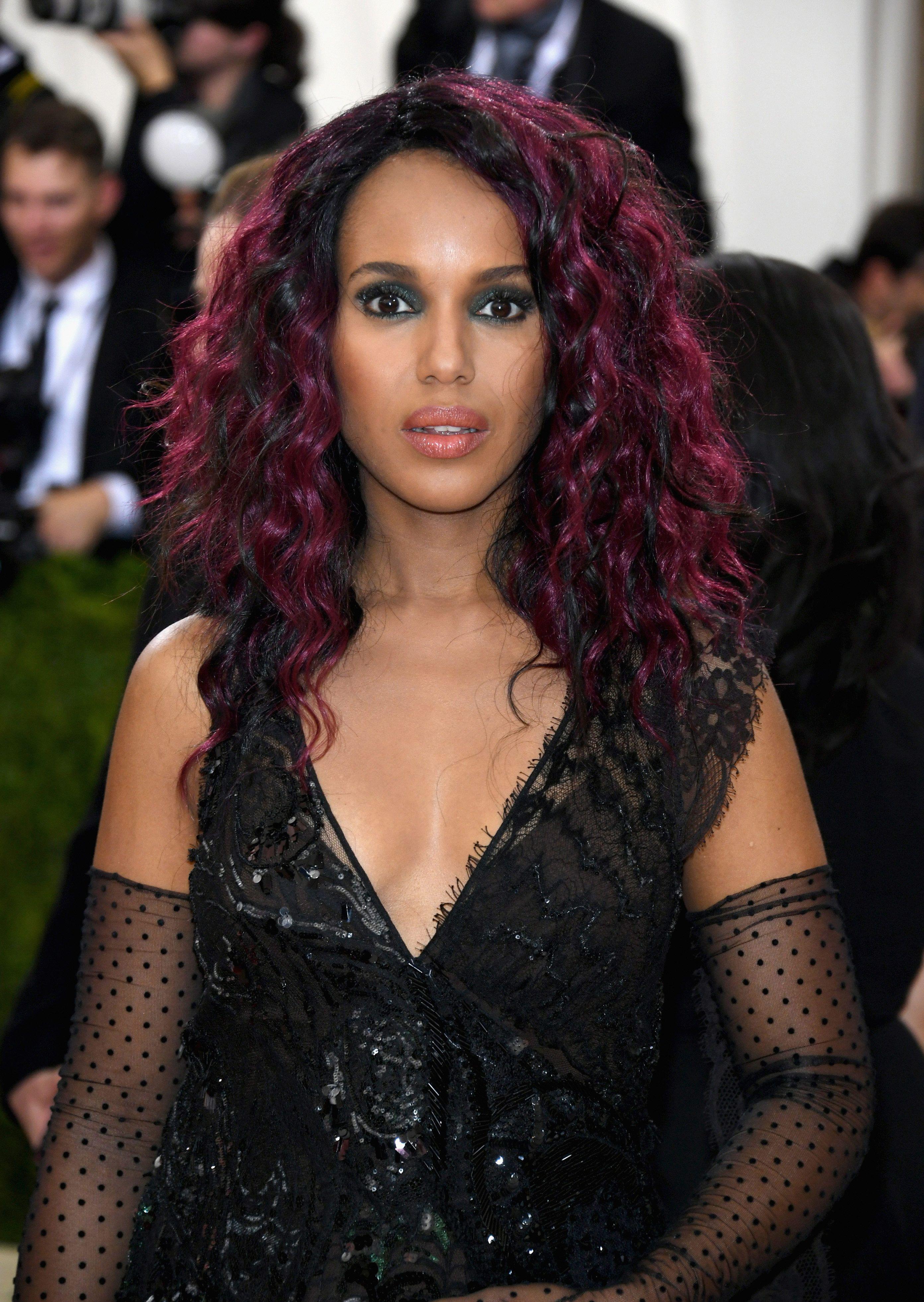 12 Hair Color Ideas For Dark Skin