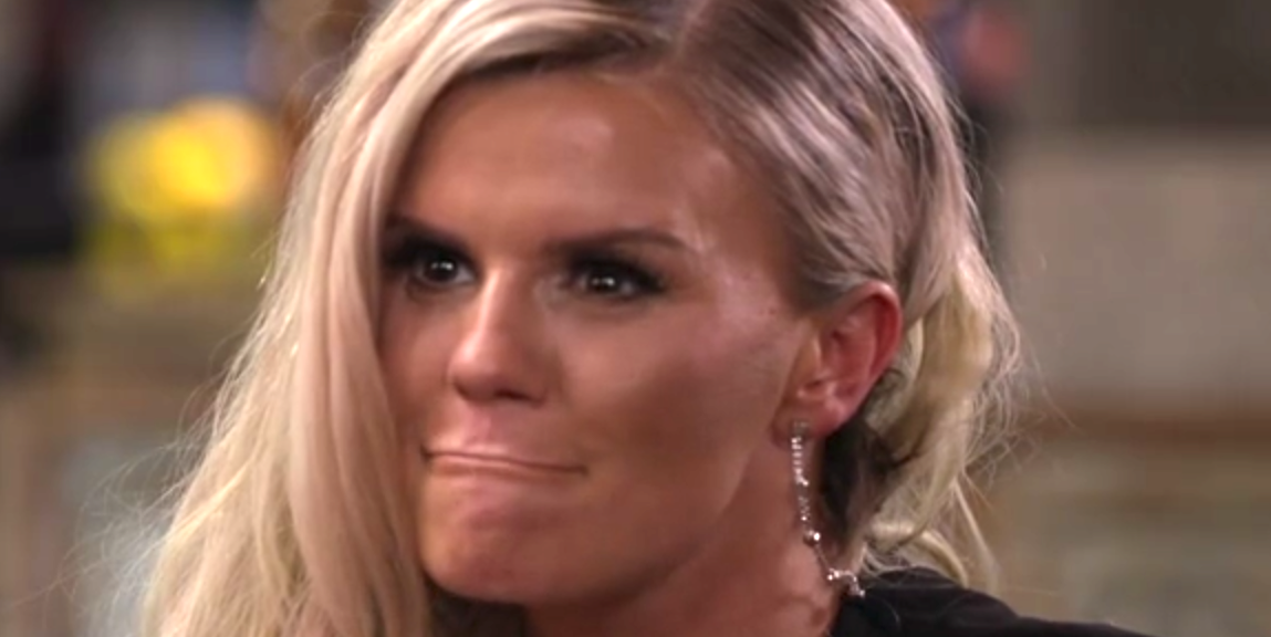 Celebs Go Dating's Kerry Katona Tells Off Date Who Insults