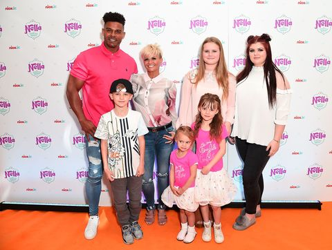 "Kerry Katona's daughter slams Fathers 4 Justice after it claims she has ""blood on her hands"" following death of ex-husband George Kay"