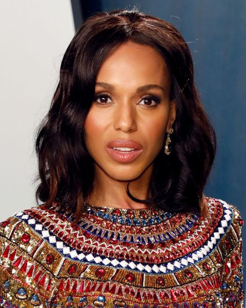 kerry washington fall hair color ideas