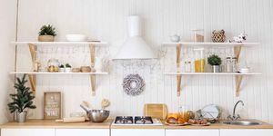 5 kleine keukenupdates die je vóór de Kerst moet doen