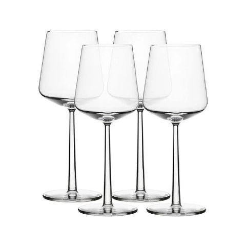 iittala essence rode wijnglazen 0,45 l   4 st